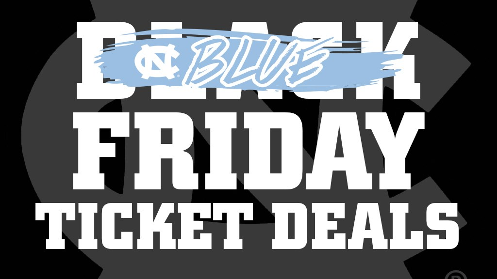 Blue Friday Ticket Specials Begin Thursday