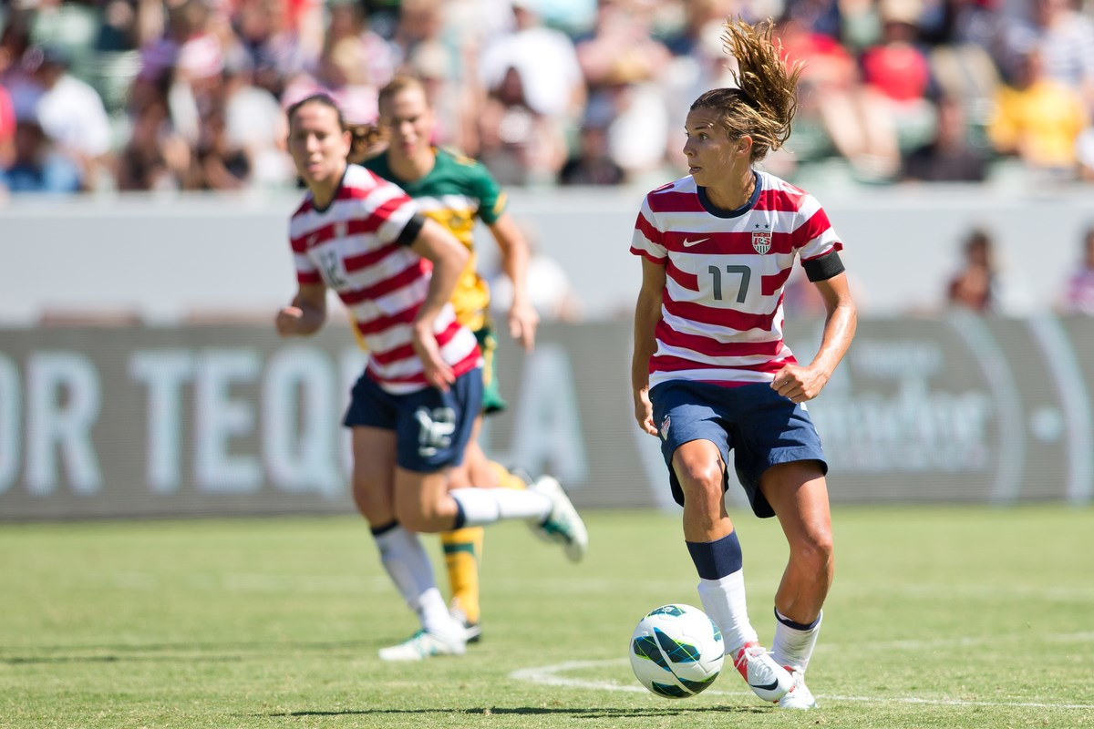 U S  Wins Group D at FIFA Women's World Cup - University of