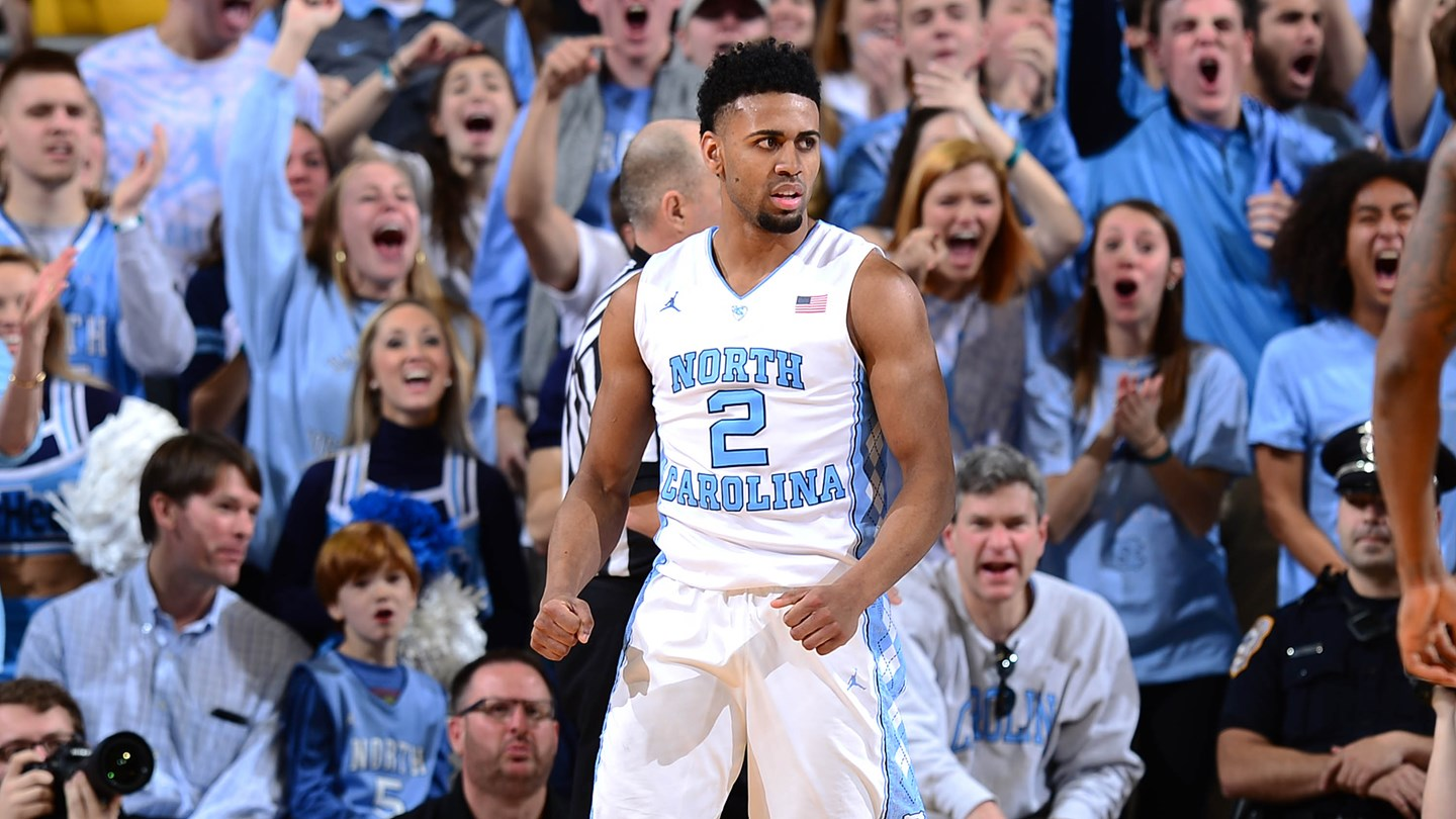 No. 7 Tar Heels Beat Yellow Jackets, 86-78
