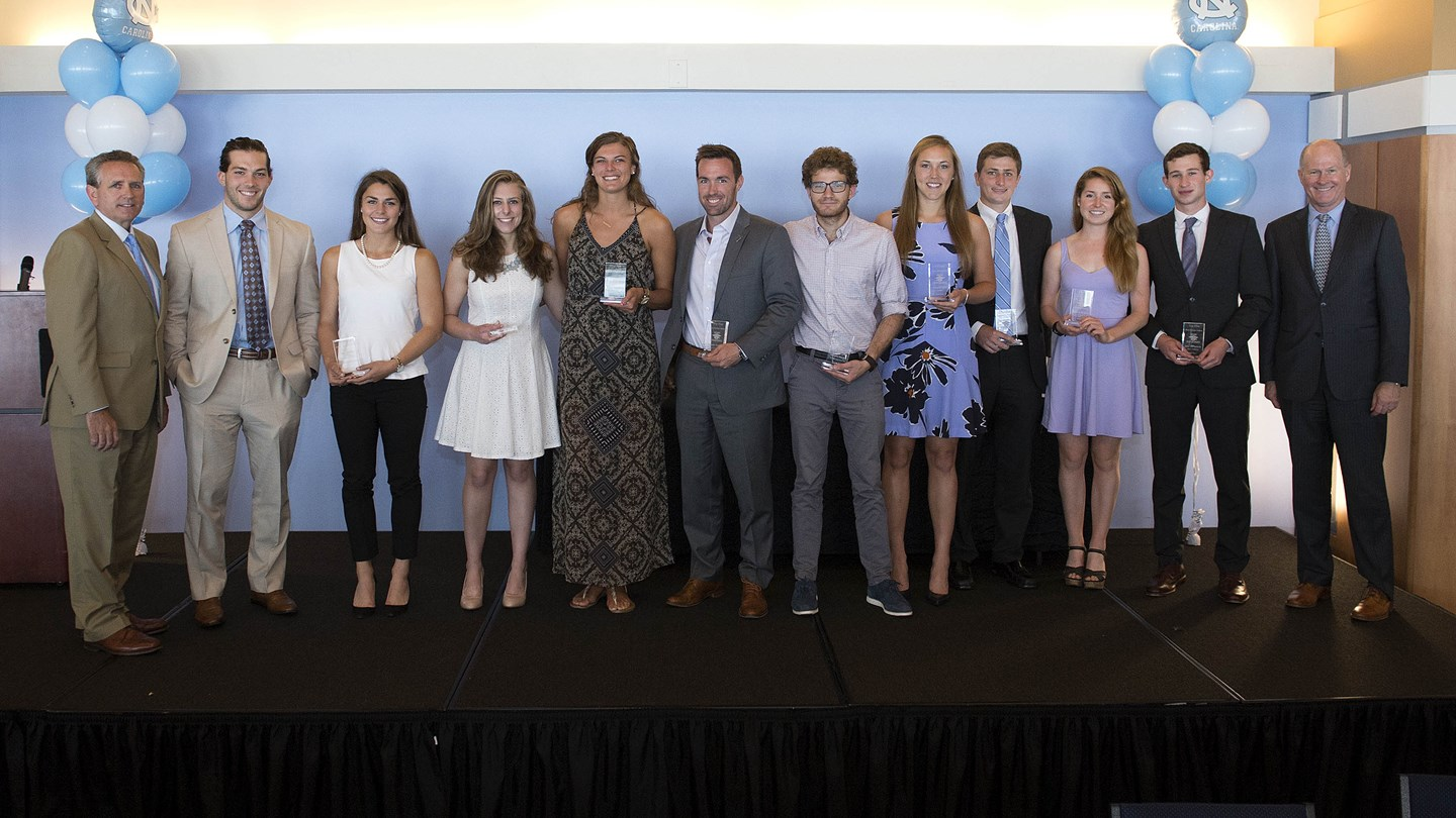 Scholar-Athlete Luncheon Recognizes Academic Excellence