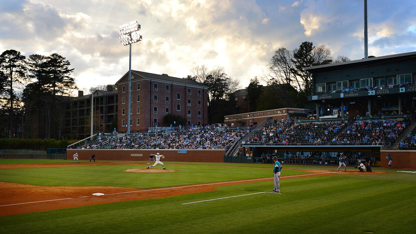 carolina announces 2018 baseball schedule - university of north