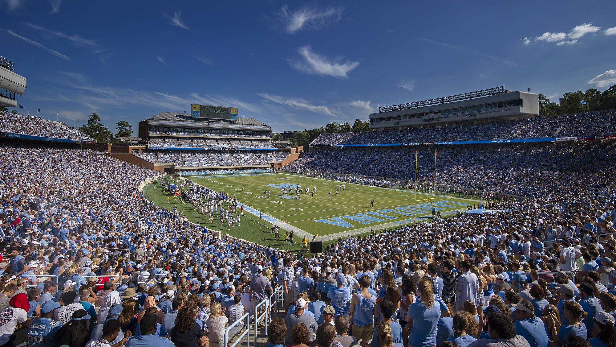 d46c2820 Single-Game Football Tickets On Sale Now - University of North ...