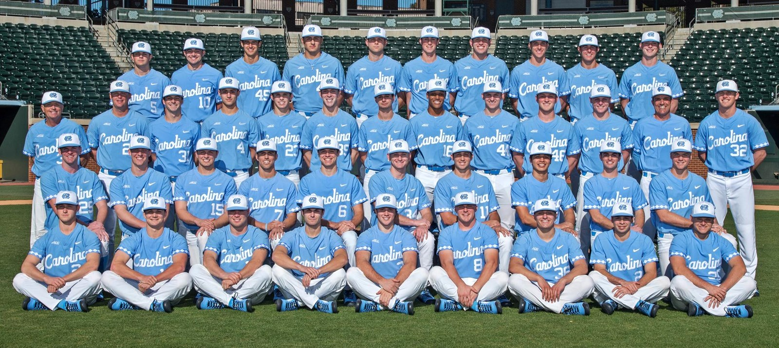 2018 baseball roster - university of north carolina athletics