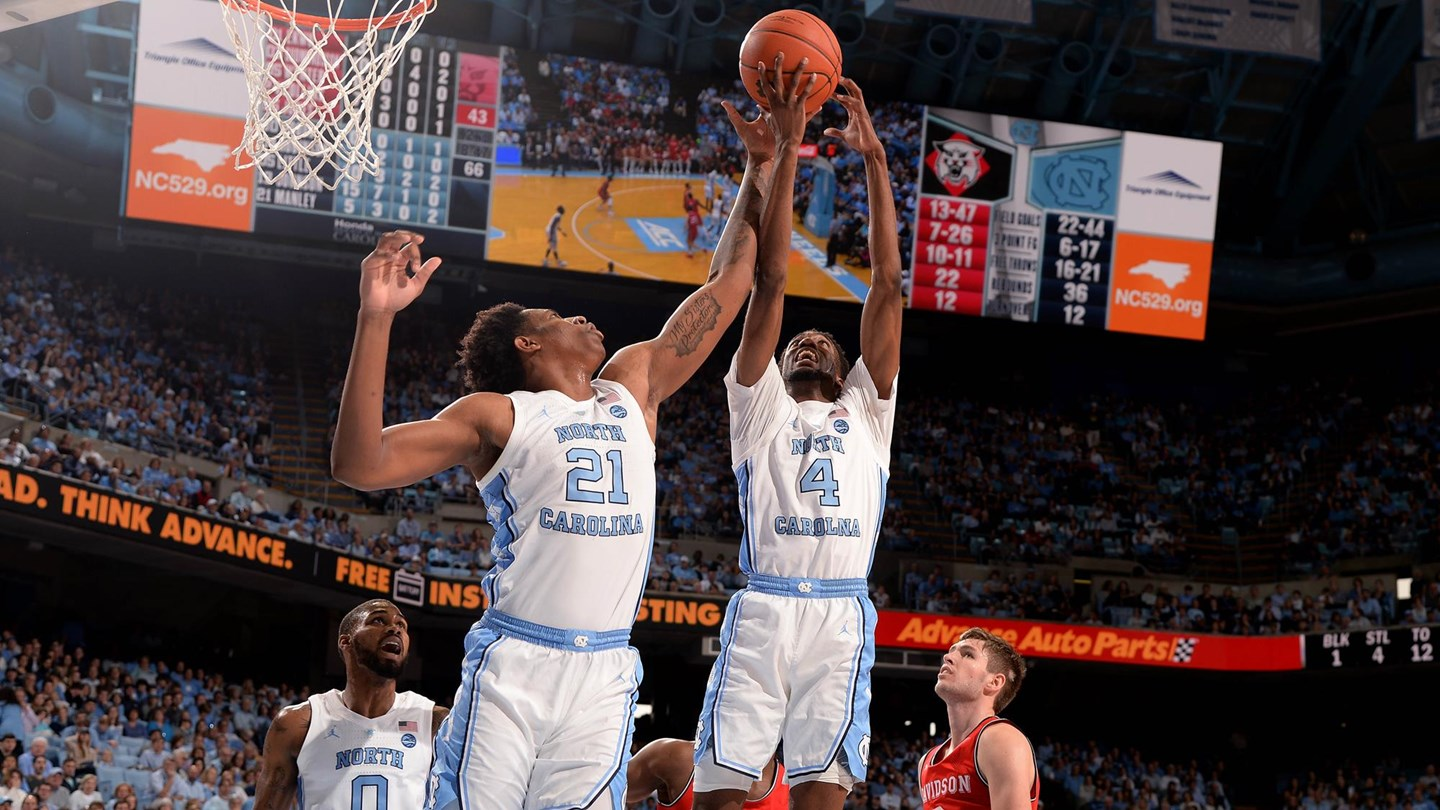 Tar Heels End Non-Conference Slate With Harvard On Wednesday ... 157619c9a