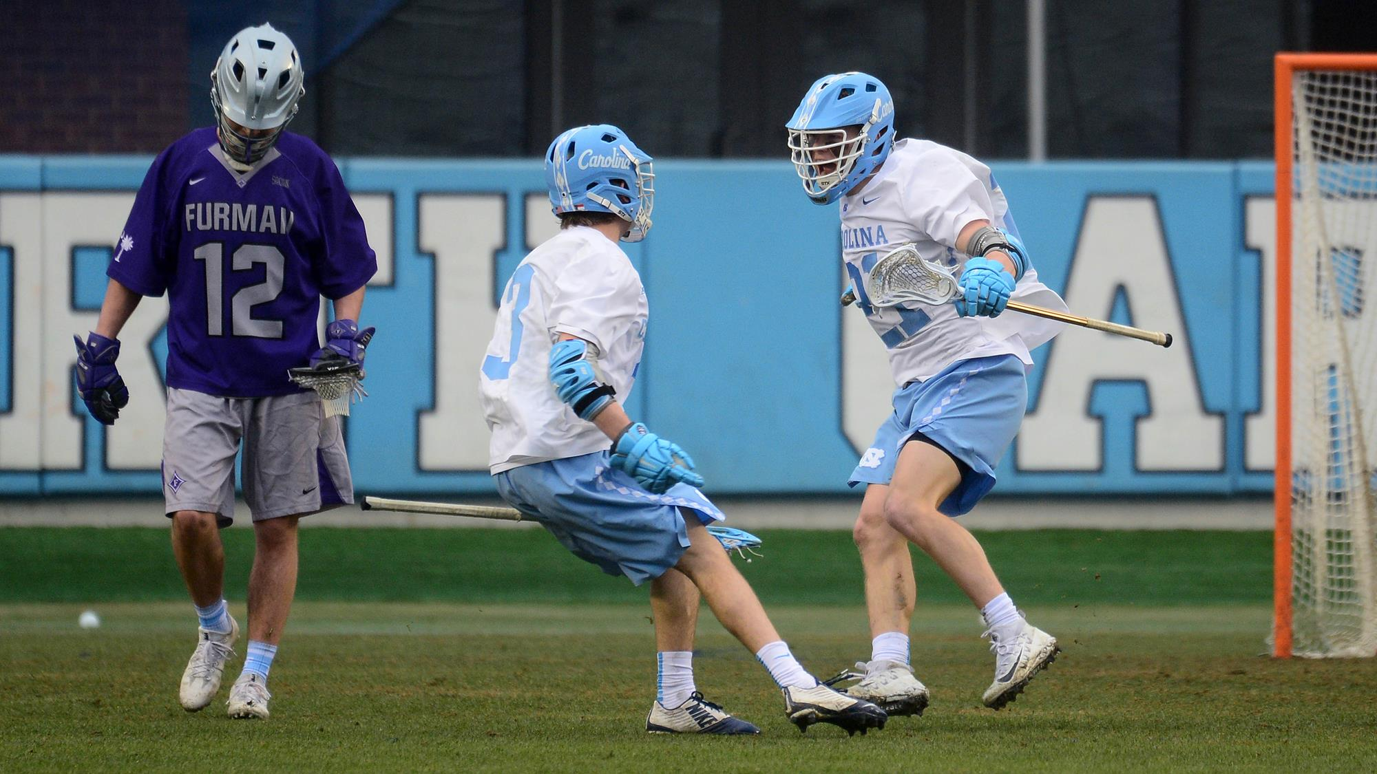 Anderson s Goal The Difference In Tar Heels Sudden Victory Win Over