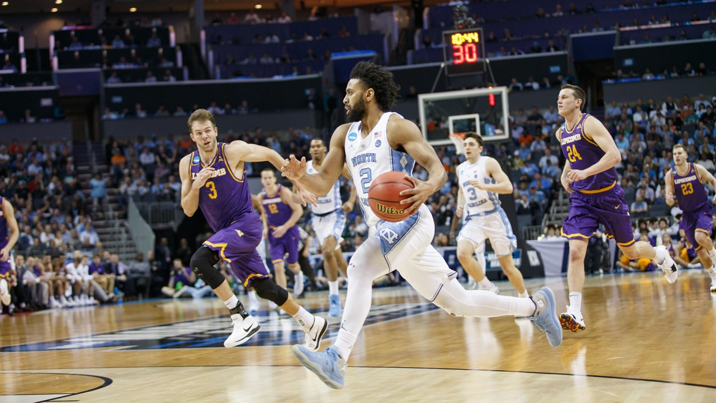39a6ca50491 Tar Heels Vs. Aggies In NCAA Second Round Sunday - University of ...
