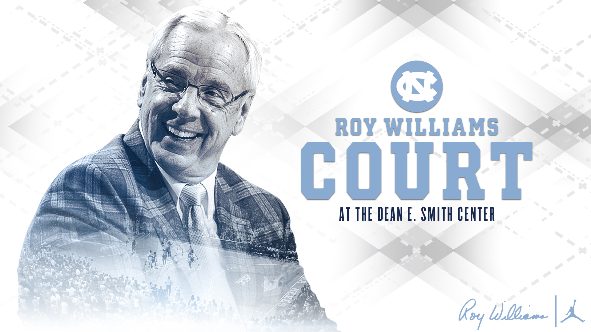 Unc To Name Smith Center Floor For Roy Williams University Of