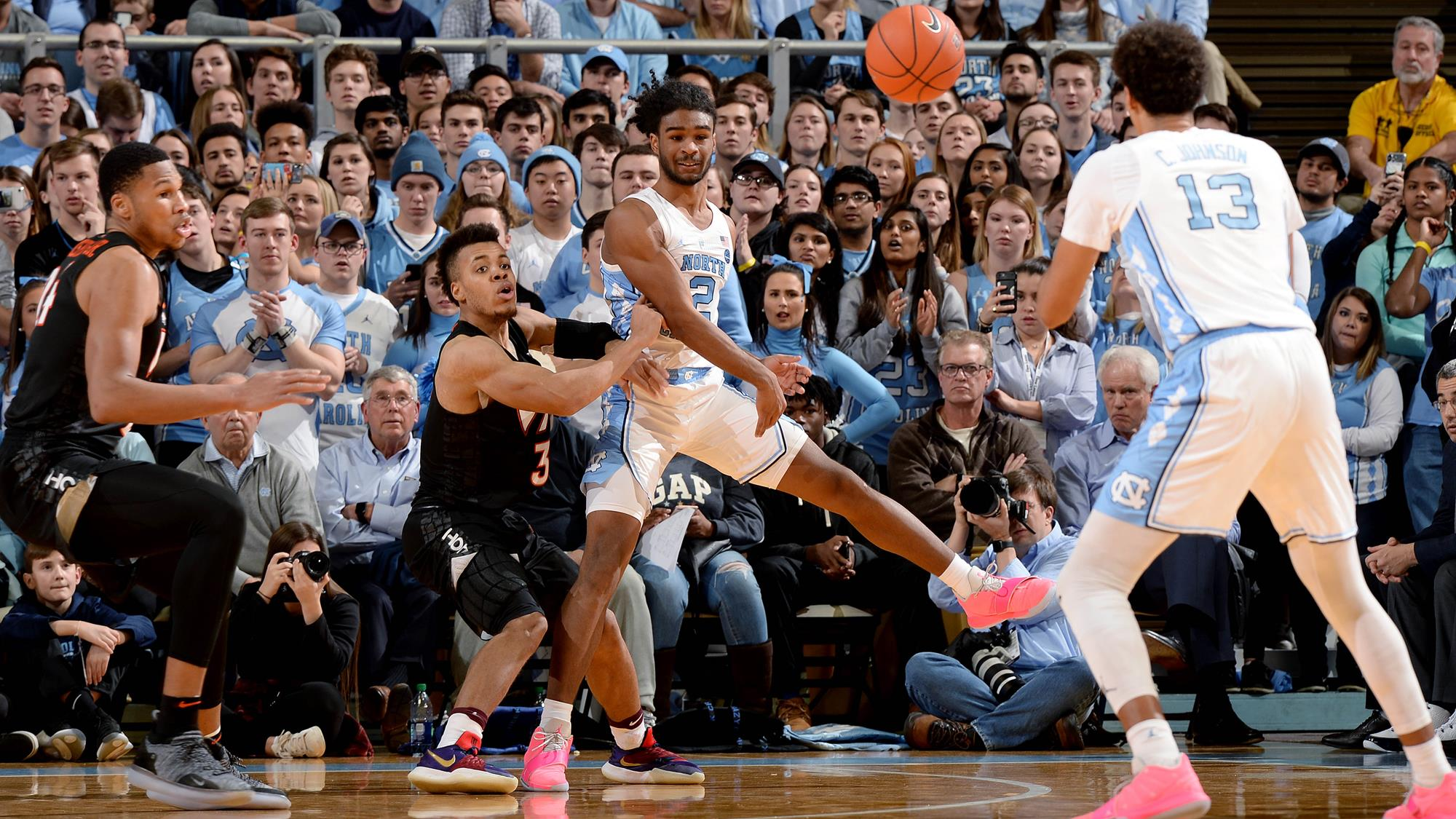 Image result for north carolina basketball 2019