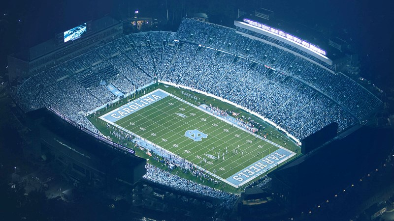 UNC to begin fall sports season without fans