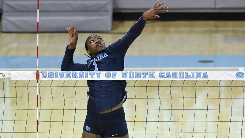 Destiny Cox Selected To Preseason All-ACC Volleyball Team