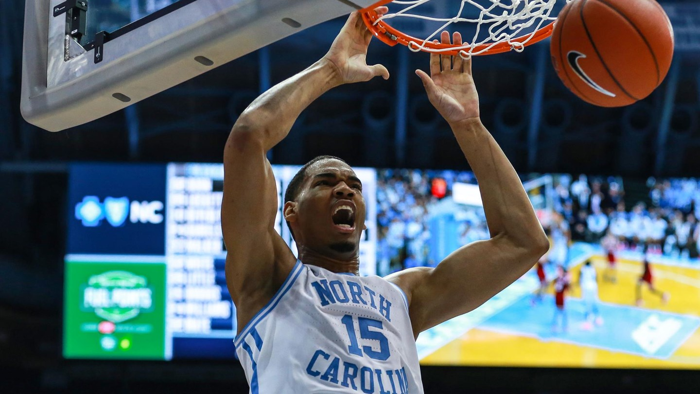 9923e2c551ff35 Tar Heels Head To Wake Forest Saturday - University of North ...