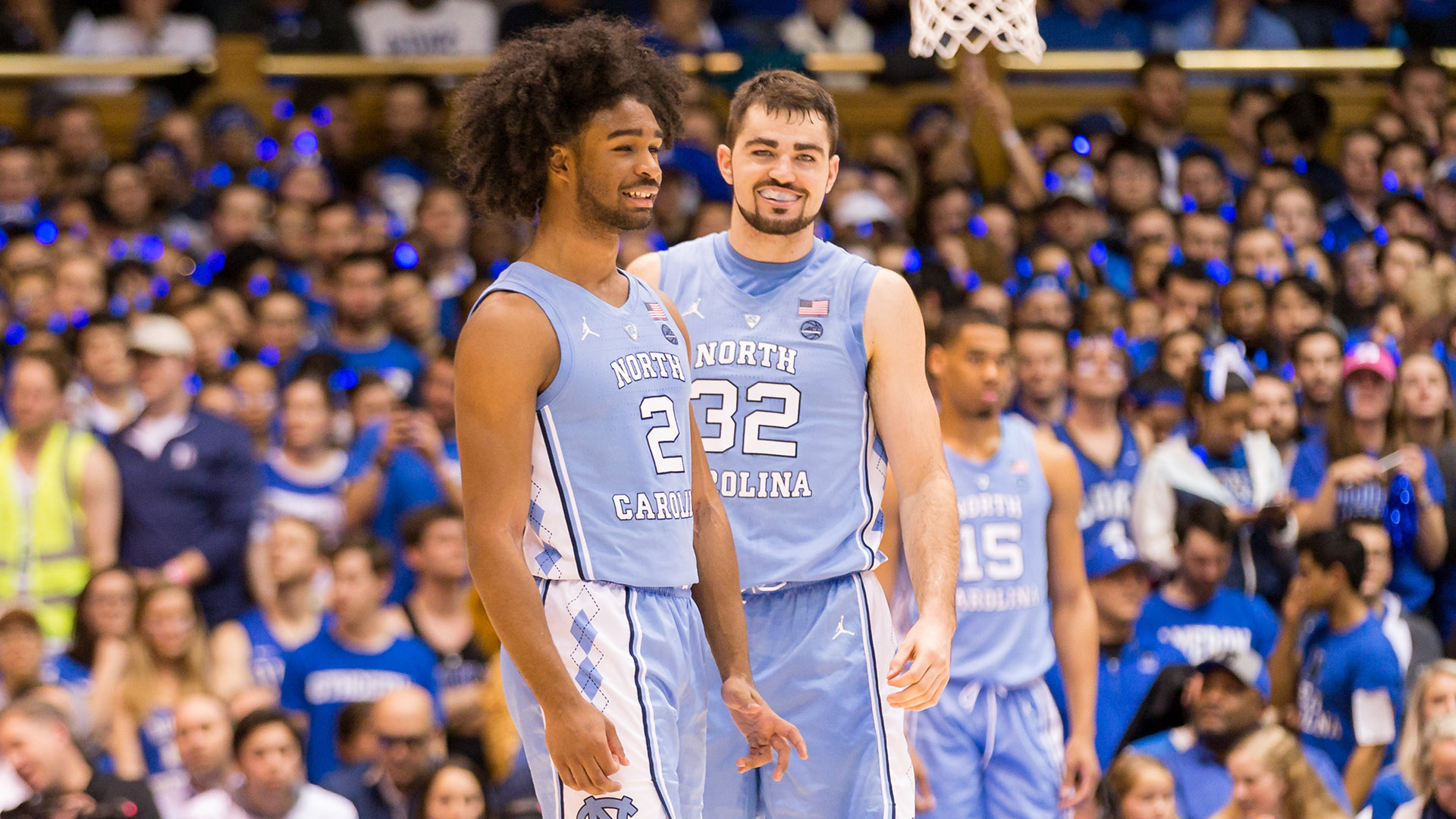 27be94dee4f Tar Heels Welcome FSU Saturday Afternoon - University of North ...