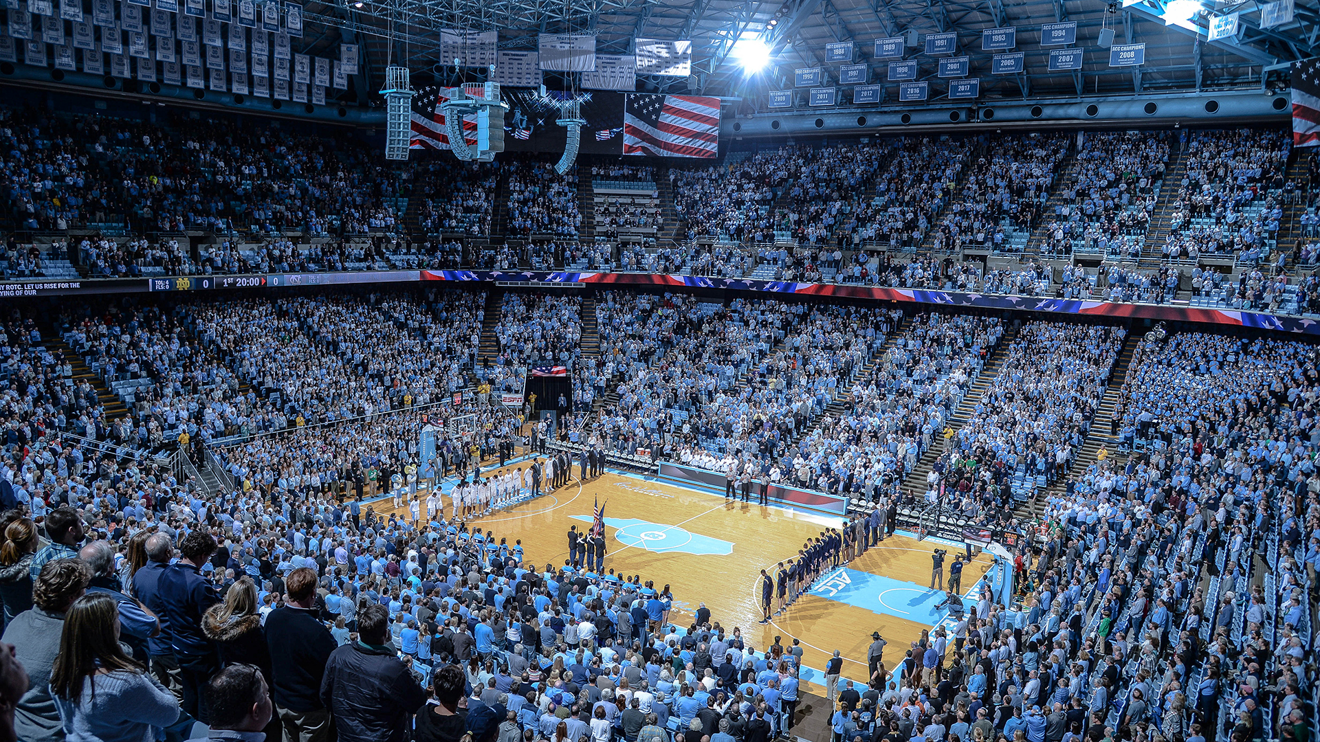 photo about Unc Basketball Schedule Printable known as Tar Heels Launch 2019-20 Non-Convention Routine
