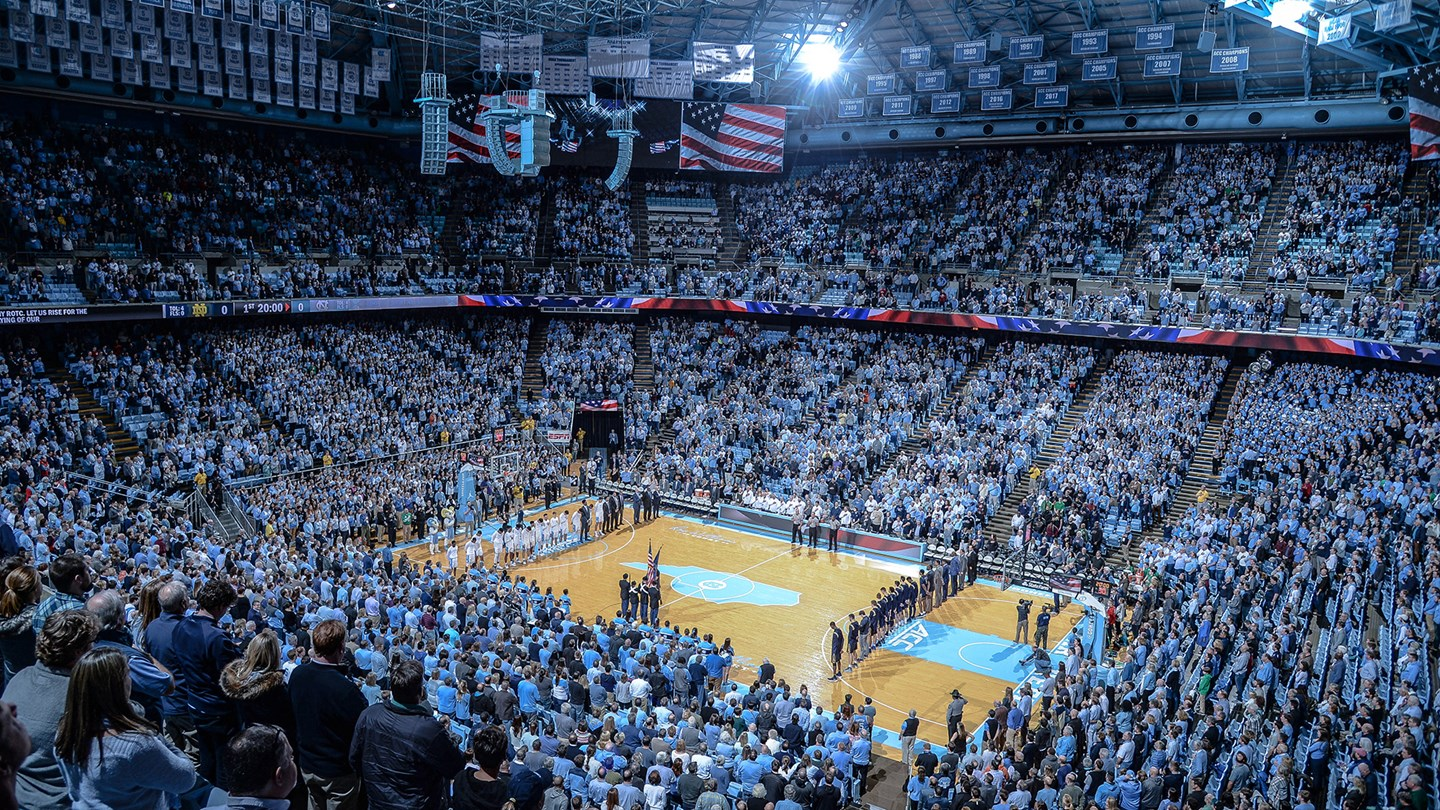 Tar Heels Release 2019-20 Non-Conference Schedule - University of