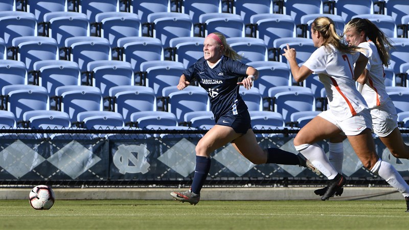 No. 1 UNC Women's Soccer Heads North To Syracuse