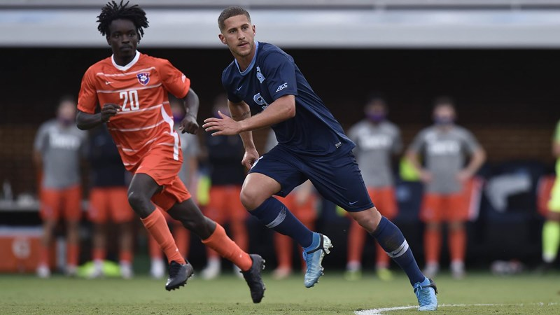 No. 3 UNC Men's Soccer To Visit No. 1 Wake Forest Sunday