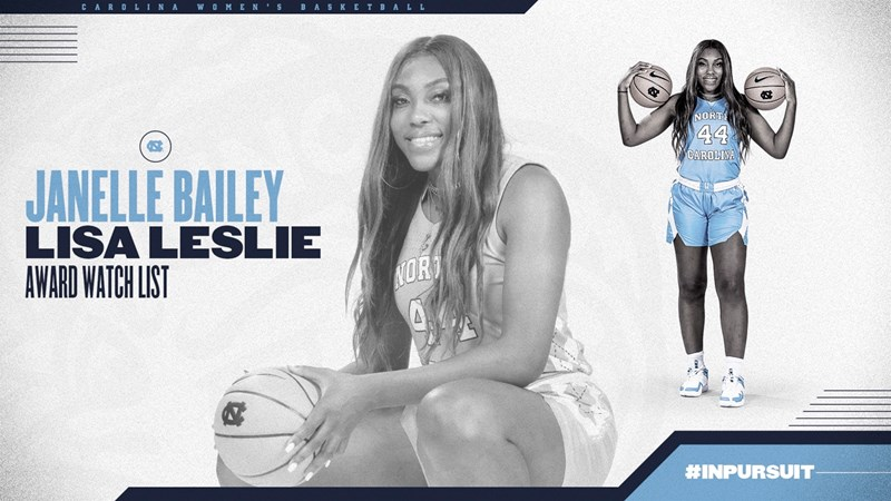 Janelle Bailey Named To Leslie Award Watch List