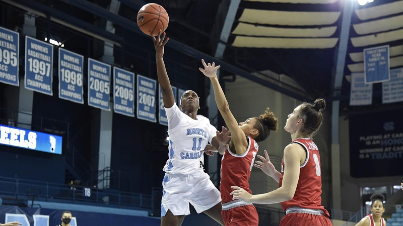 UNC Women's Basketball Returns To The Court Saturday To Host UNCG