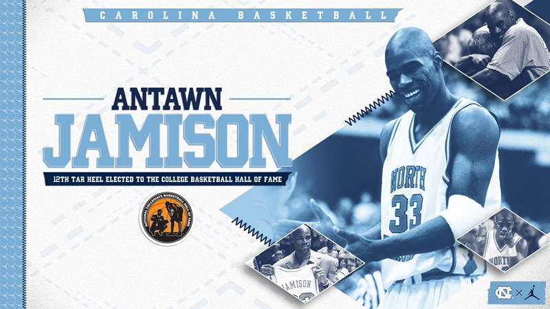 Antawn Jamison Elected To NABC Collegiate Hall Of Fame