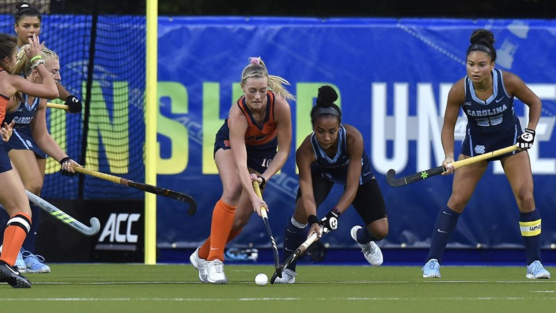 UNC Field Hockey Playing For ACC Title Sunday From Unfamiliar Underdog Spot