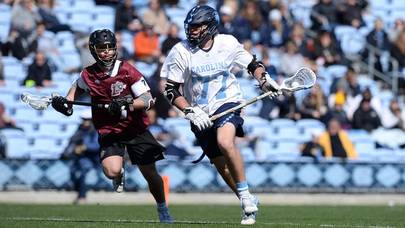 UNC's Tanner Cook Selected 5th In National Lacrosse League Draft