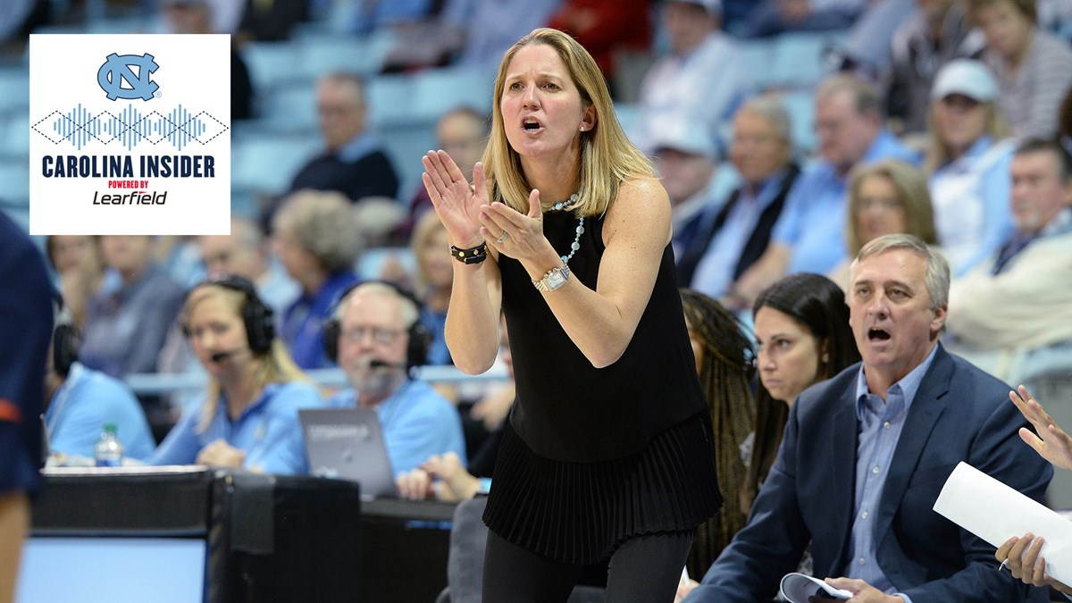 Podcast: Courtney Banghart Show - Virginia Tech preview, relationship with Roy Williams, and more