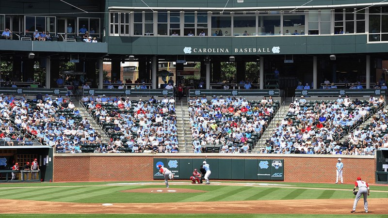 Nine Former UNC Baseball Players Named To MLB Opening-Day Rosters