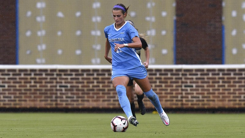 UNC Women's Soccer Travels To Boston College On Sunday
