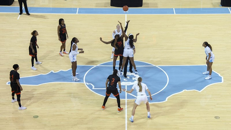UNC Announces Two Re-Scheduled Women's Basketball Games