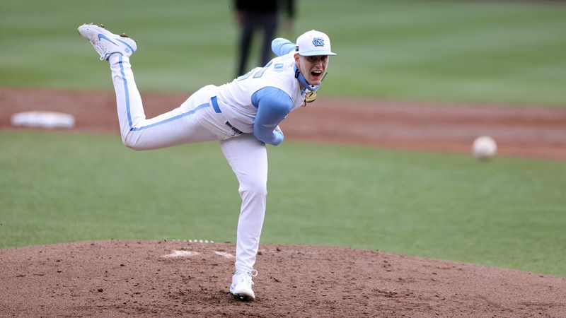 UNC Baseball Clinches Series Win Over No. 2/12 Virginia With 2-1 Win