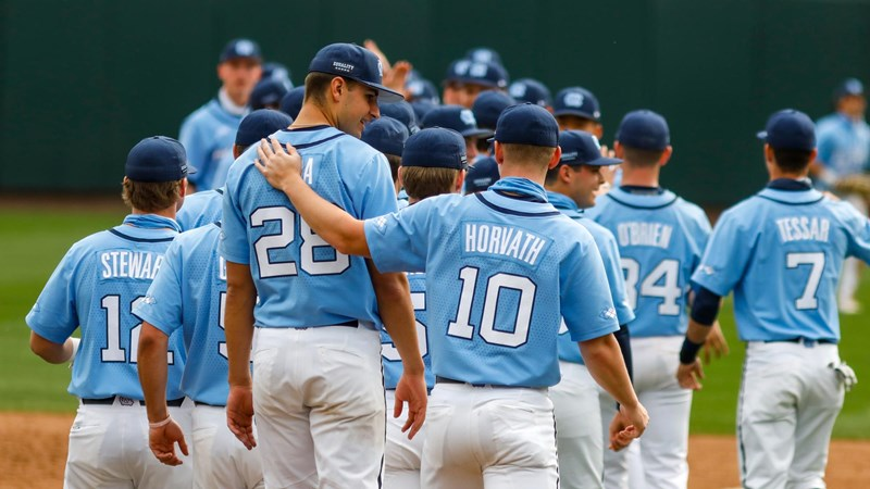 UNC Baseball Welcomes No. 8 ECU For In-State Rivalry Matchup Tuesday