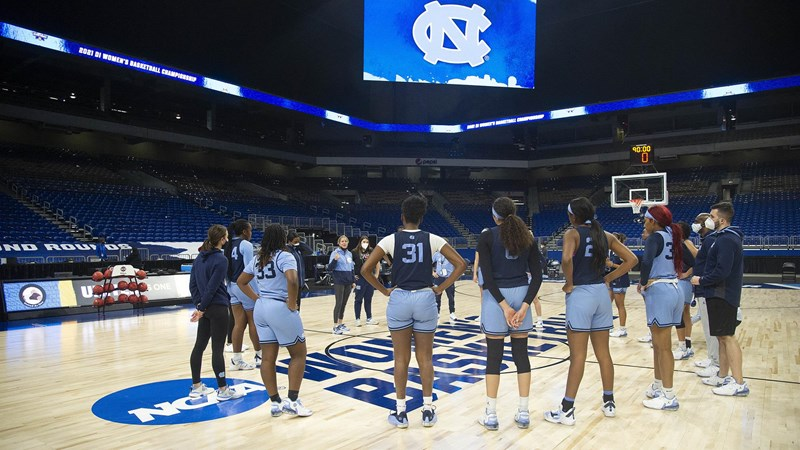 It's Finally Time To Play For UNC Women's Basketball