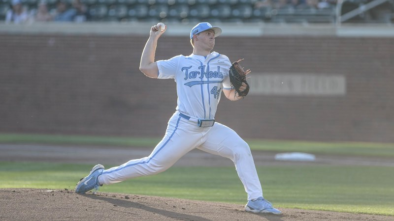 Austin Love Pitches Complete Game For UNC In 5-1 Win Over No. 8 Louisville