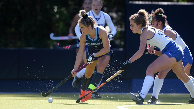 Erin Matson Claims Her Sixth ACC Field Hockey Offensive Player Of The Week Award
