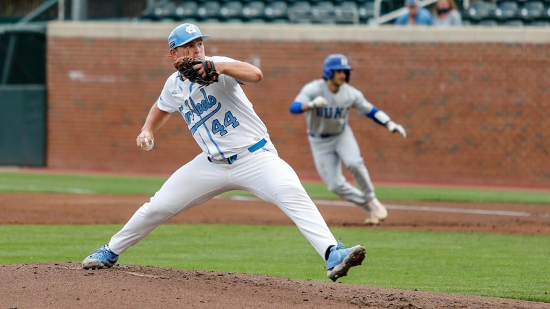 UNC Baseball Loses 4-0 To No. 8 Notre Dame