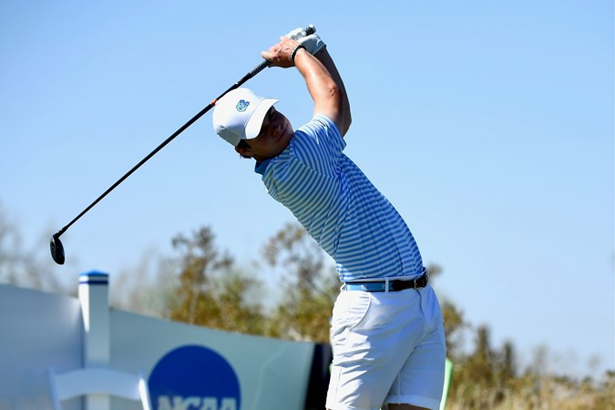 Peter Fountain Named First-Team All-America By Golfweek