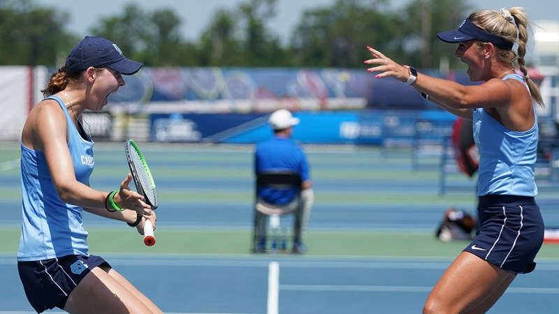 Eight Players, Six Doubles Teams Ranked In Final 2021 Women's Tennis Rankings