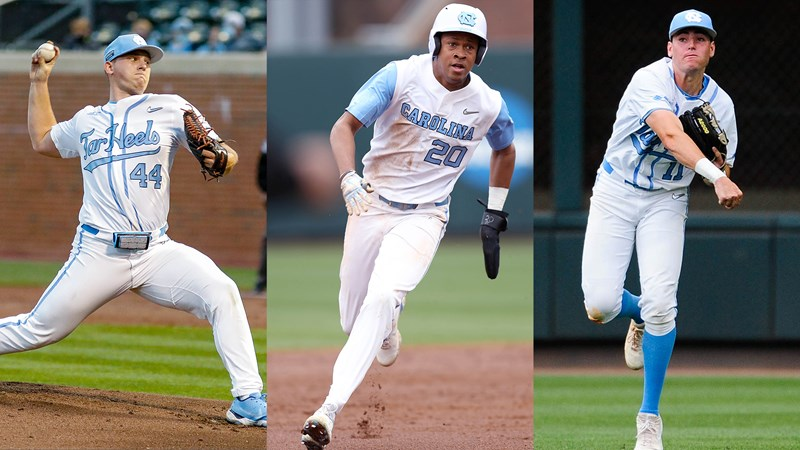 Austin Love, Caleb Roberts, Justice Thompson Selected On Day 2 Of MLB Draft