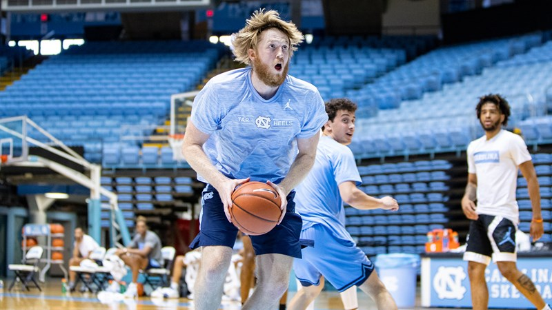 Lucas: Brady Manek Quickly Finds Home At UNC