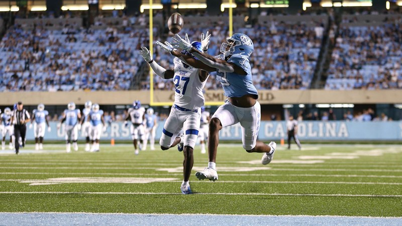 Inside The Numbers: UNC vs. Georgia State