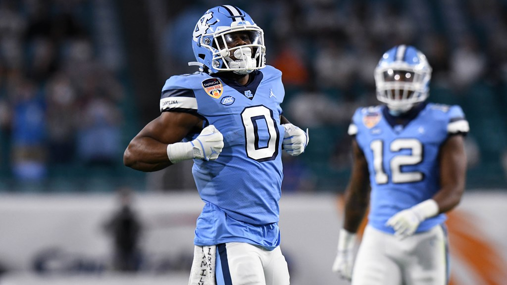 UNC Expected To Win Coastal Division In Early ACC Football Predictions